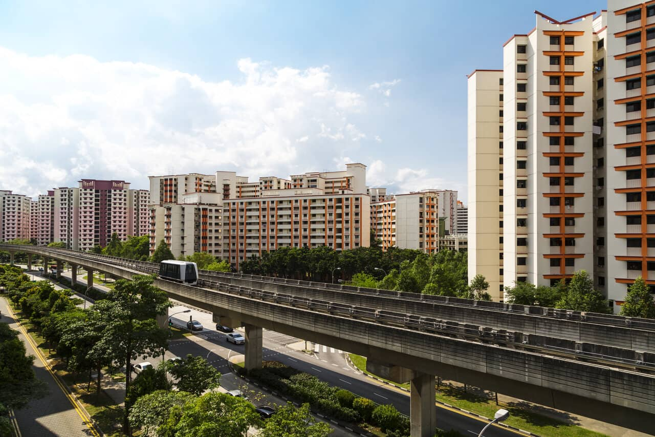 Build-To-Order Flats Singapore
